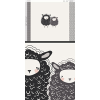 Art Gallery, Nest, One Two Sheep Panel