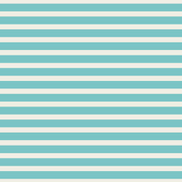 Art Gallery, Striped Alike Aqua in KNIT