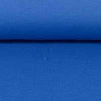 Swafing, Oeko-Tex Solid Ribbing, Royal Blue