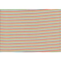 European Ribbing, Oeko-Tex, Heavy Weight, Stripes Multi