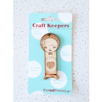 The Red Thread, Craft Keepers Girl Heart