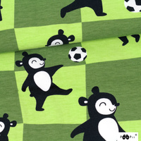 PaaPii Design, Organic Jersey, Ball Game Forest