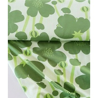 PaaPii Designs Organic Jersey Buttercup Forest/Apple