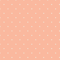 *REMNANT 71cm* Art Gallery Fabrics, Spotted Speckles Creamsicle KNIT