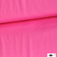 PaaPii Design, GOTS Organic Jersey Solid, Hot Pink