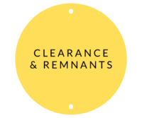 CLEARANCE & Remnants